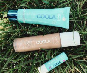 Coola SPF Lip Balm, BB Cream, Sunscreen Face Cream